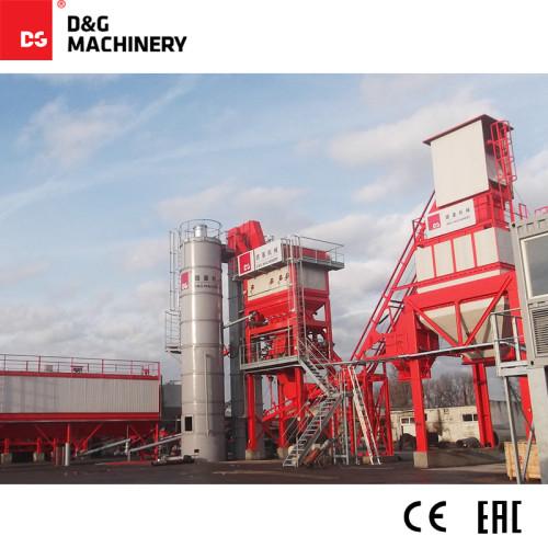 Asphalt mixing plant DG1300T160 100t/h