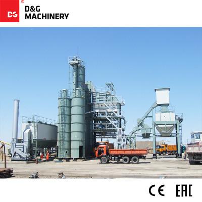 D&G Standard Series DG1500T190 120t/h asphalt plants