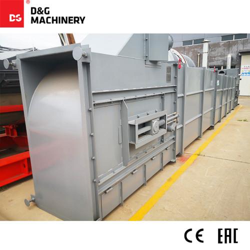 D&G Standard Series DG2000T220 180t/h asphalt batch mix plant