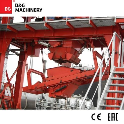 DGC Compact Series DG2000T220AC  180t/h compact asphalt plant