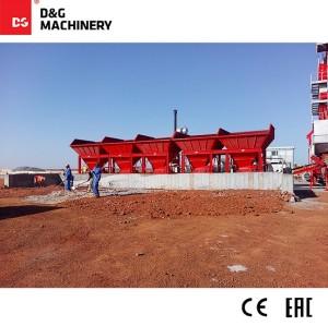 DGC Compact Series DG2500T220AC 200t/h asphalt batch mixing plant
