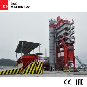 D&G Standard Series DG3000T250 240t/h asphalt mixing plant