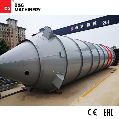 D&G Standard Series DG4000T280D 320t/h asphalt batch mixing plant