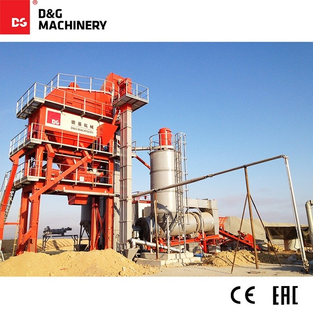 ALMIX ASPHALT EQUIPMENT
