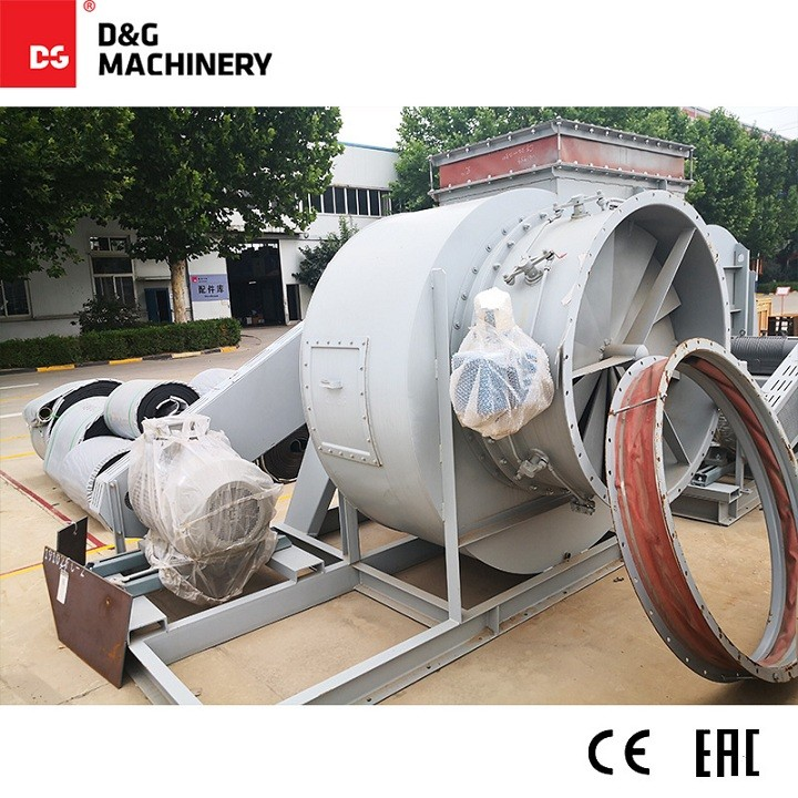 ttm recycling mixing plant