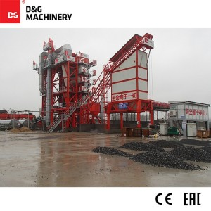 DGR Recycling Series DGR4000T280D 320t/h monoblock recycled asphalt mixing plant