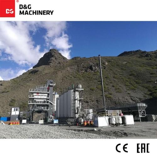 D&G Standard Series DG2500T220 200t/h batch asphalt plant