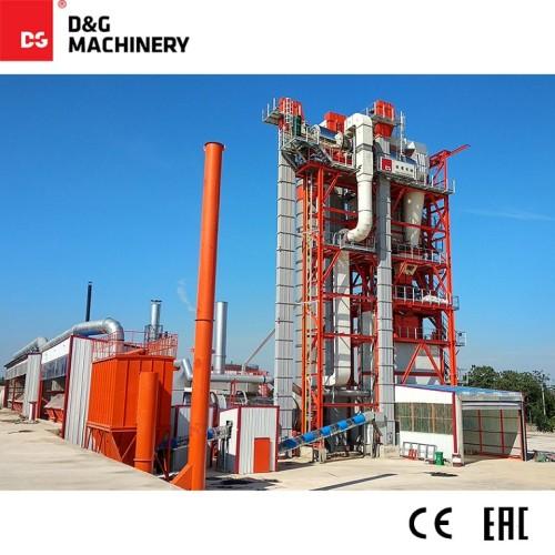 D&G Standard Series DG4000T280 320t/h  hot mix plant