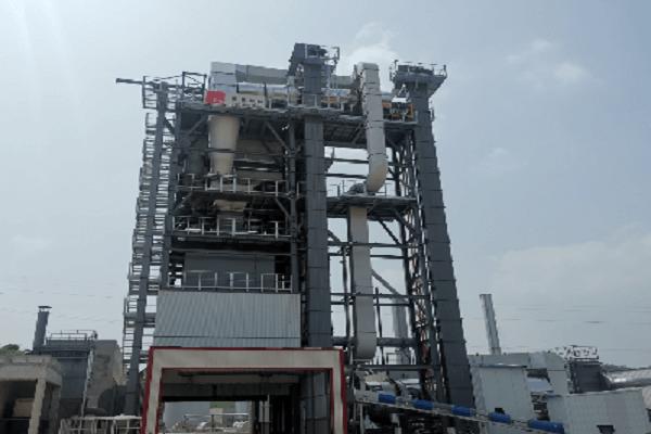 مصنع خلط الأسفلت Hubei DGX4000D