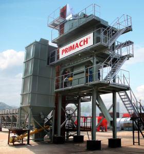 PM105 Burner: Coal 104T / H Mixer: 1.3T