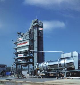 PM240 Burner: Natural Gas 210T / H Mixer: 3T