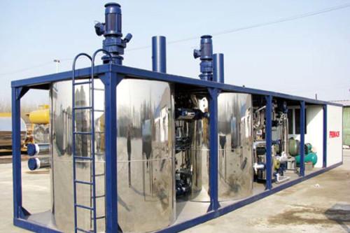 Sistem Bitumen yang Dimodifikasi