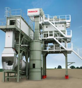 PM105 Burner: Natural Gas 104T / H Mixer: 1.3T