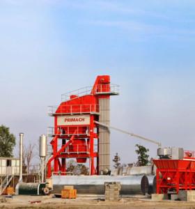 PM160 Burner: Coal 210T / H Mixer: 2T