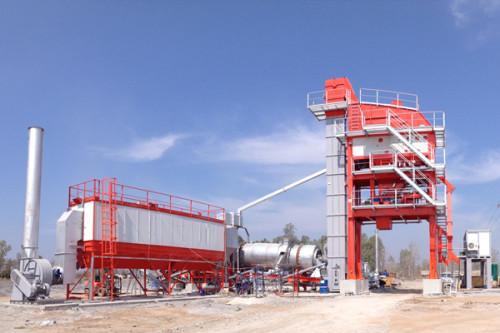 PM125 Burner: Coal 124T / H Mixer: 1,55T