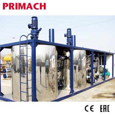 Modified Bitumen System