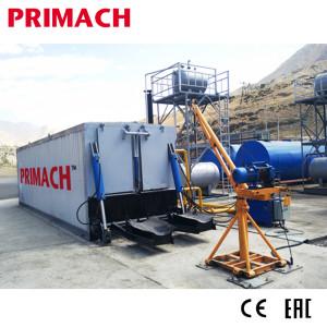 Decanter Bitumen Melting System