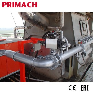 Warm Mix Asphalt System/Foaming System