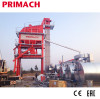 Asphalt Batch Mixing Plant produces HMA in batches in every 40-50seconds