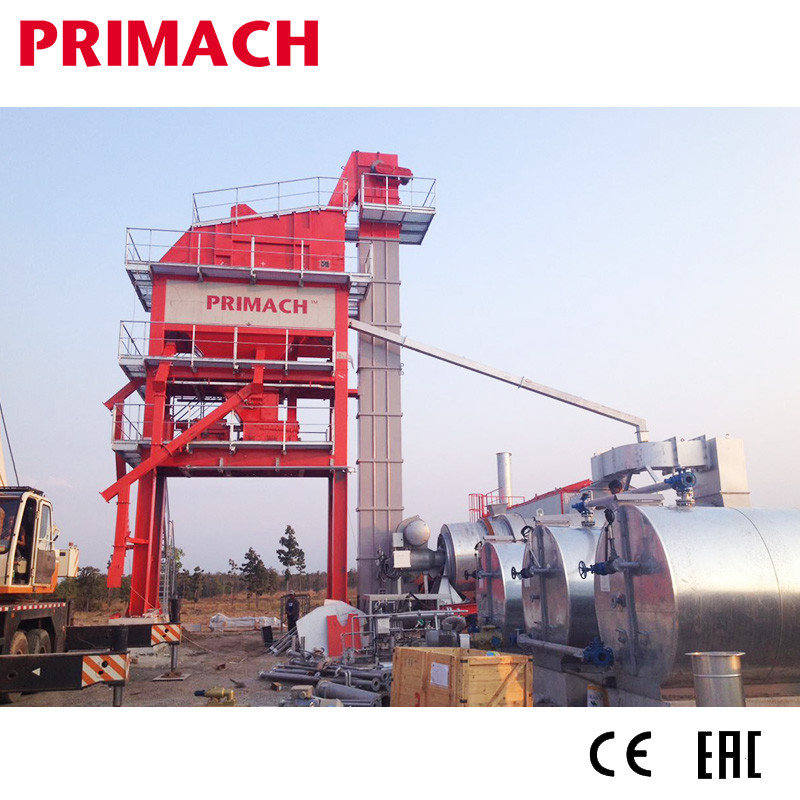 ผู้ผลิตโรงงานผสมยางมะตอย PM160 160T / H