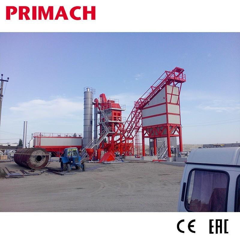 โรงงานผสมยางมะตอยบิทูเมน PM200 200T / H