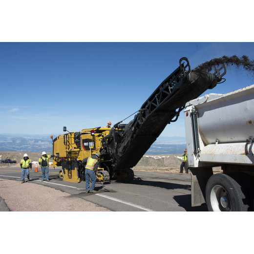 Asphalt Producers Are Among the Nation's Top Recyclers