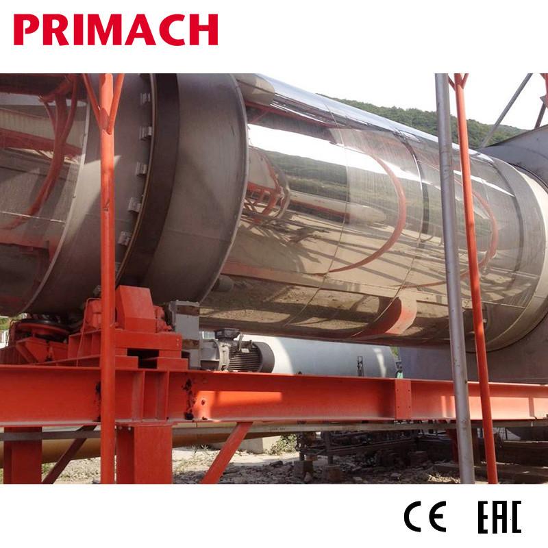 โรงงานยางมะตอยรีไซเคิล Monoblock -PM200R 200T / H