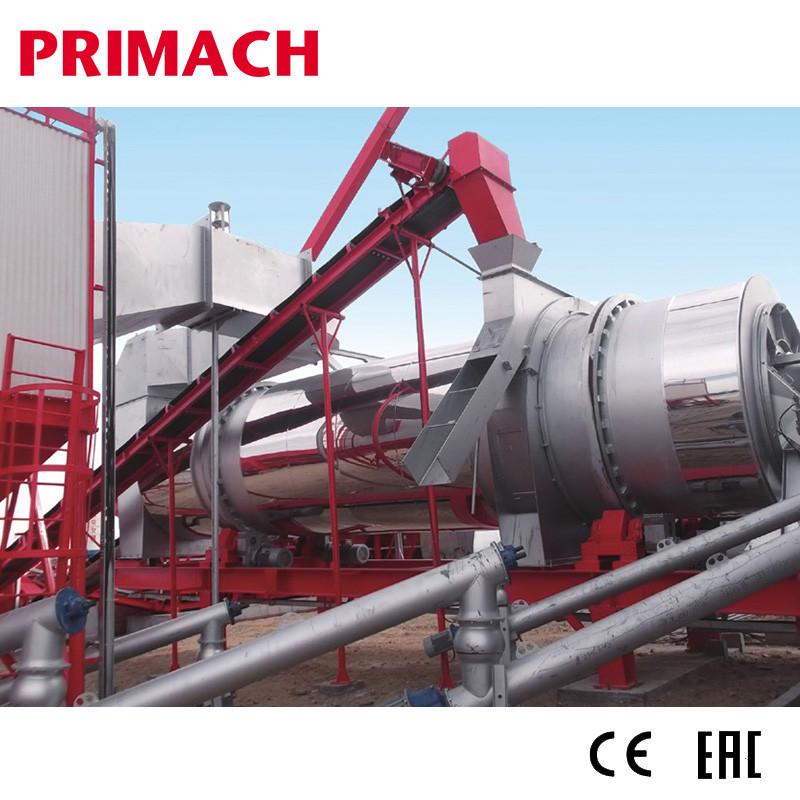 35% RAP ditambahkan-RAP Ring Upon Drum untuk pabrik daur ulang aspal