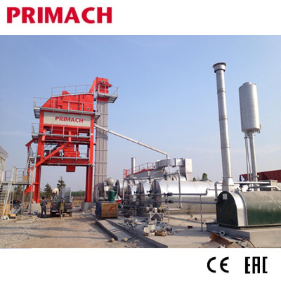 PM60-160 CLASSIC Stationary Batch Type Asphalt Mixing Plant