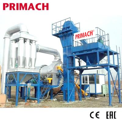 PM60C-80C CONTISTA Pabrik Aspal Campuran Drum Stasioner