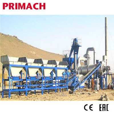 PM60CM-80CM CONTIMOV Mobile Drum Mix Asphalt Plant