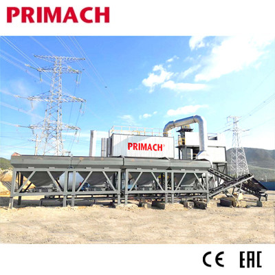 PM60S-100S SMART Smart Batch type Asphalt Mixing Plant