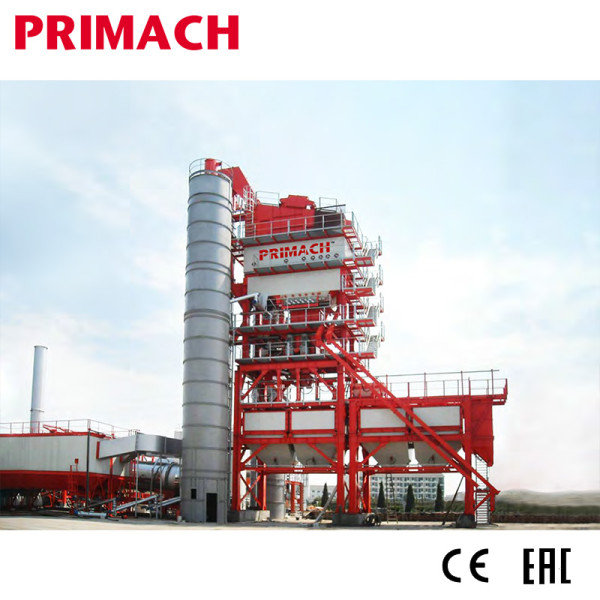 PM200-240 CLASSIC Stationary Batch Asphalt Mixing Plant