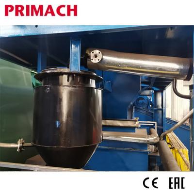 PM60S-100S SMART Smart Batch type Asphalt Mixing Plant