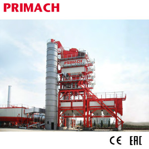 PM60-240  CLASSIC Stationary Batch Type Asphalt Mixing Plant