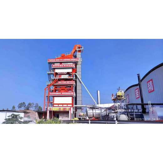 Asphalt Mixing Plants Market Size – Industry Share Report