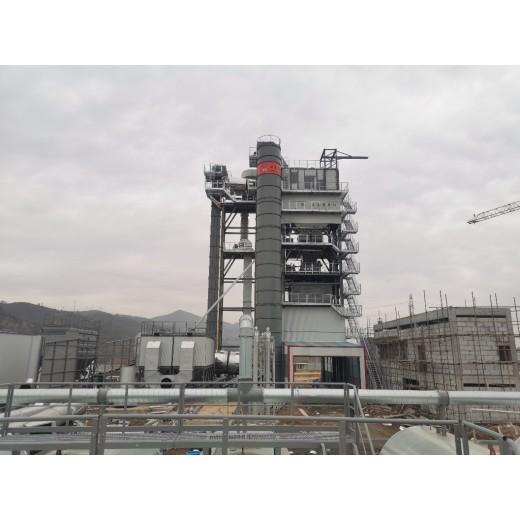 D&G Machinery announces that asphalt mixing plants have entered 5G Internet Interconnection age