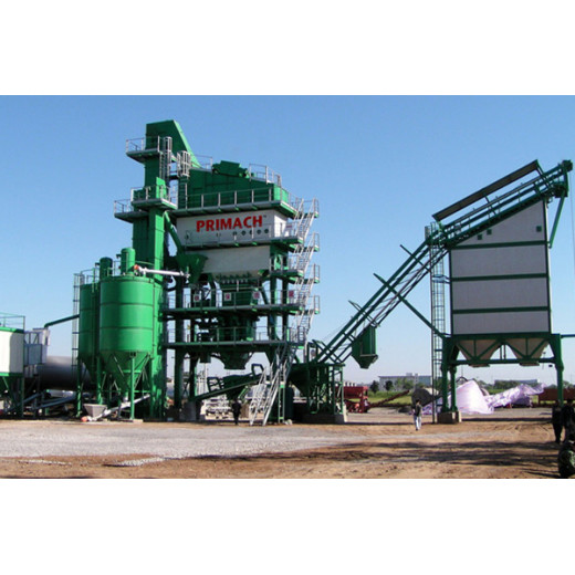 Bagaimana teknologi pabrik memenuhi permintaan yang meningkat untuk lebih banyak produk aspal?