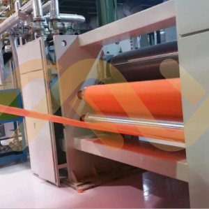 for Automotive AZX-S PP Spunbonded Nonwoven Fabric Making Machine