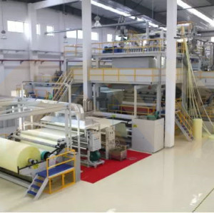 for Bady and Adult Diaper AZX-SS PP Spunbonded Non Woven Fabric Making Machine