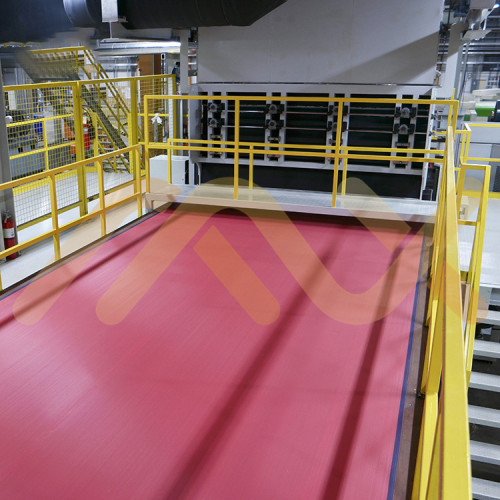 for Absorbing Pads AZX-M Meltblown Nonwoven Fabric Making Machine