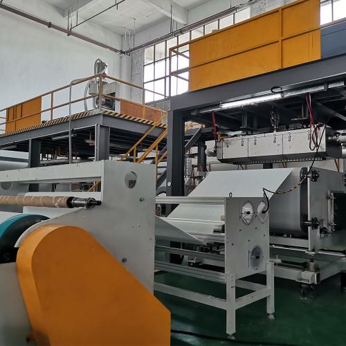 1600MM AZX-M Melt Blown Fabric Machine