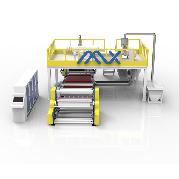 2400MM  AZX-M Meltblown Cloth Making Machine