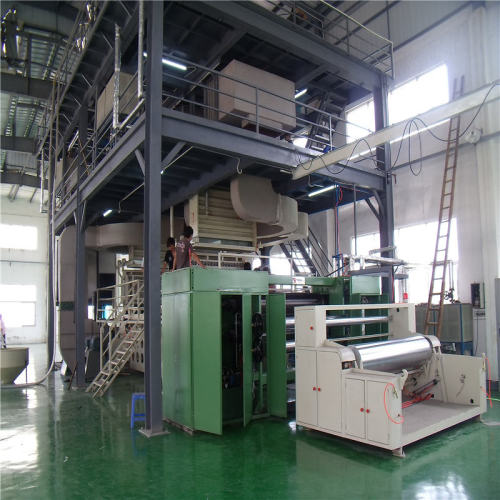 2400MM AZX-SS PP spunbond production line