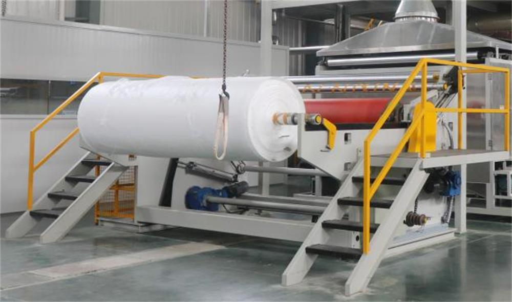 the three operating requirements of the spunbond non-woven production line