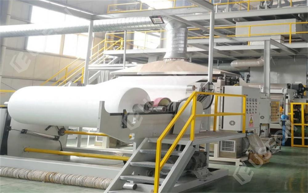 the specific maintenance method of the spunbond non-woven production line