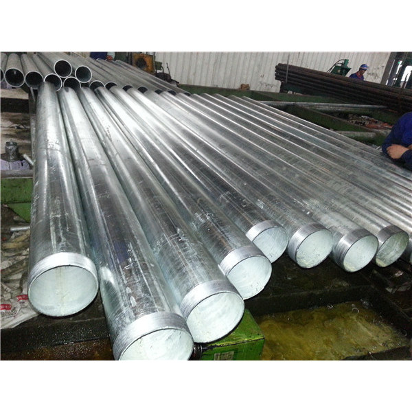 En39 Type4 Galvanized Scaffolding Tube
