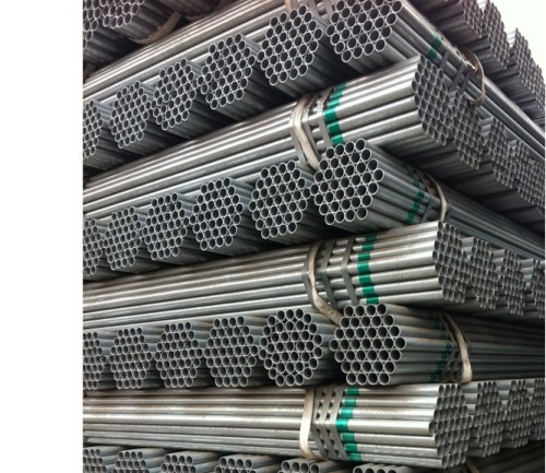 30 Um ~70 Um Zinc Coated Hot Dipped Galvanized Steel Pipe