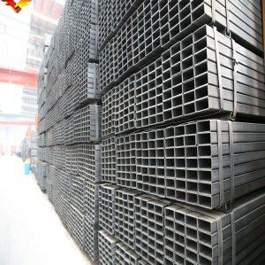 Q195 Hollow Section Rectangular Steel Tubes and Pipe