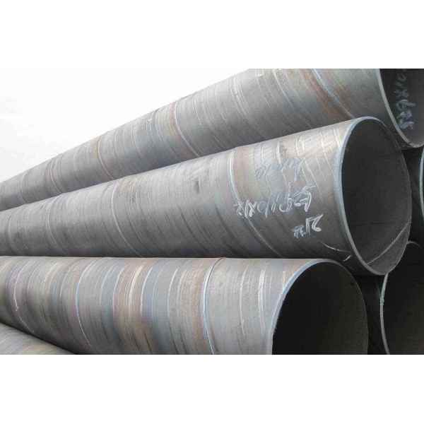 Carbon Steel Pipe, API 5L Grade B/ASTM A36/ASTM A252 Standard of Spiral Welded Steel Pipe/SSAW Spiral Pipe for Oil/Gas/Water Transportation or Piling